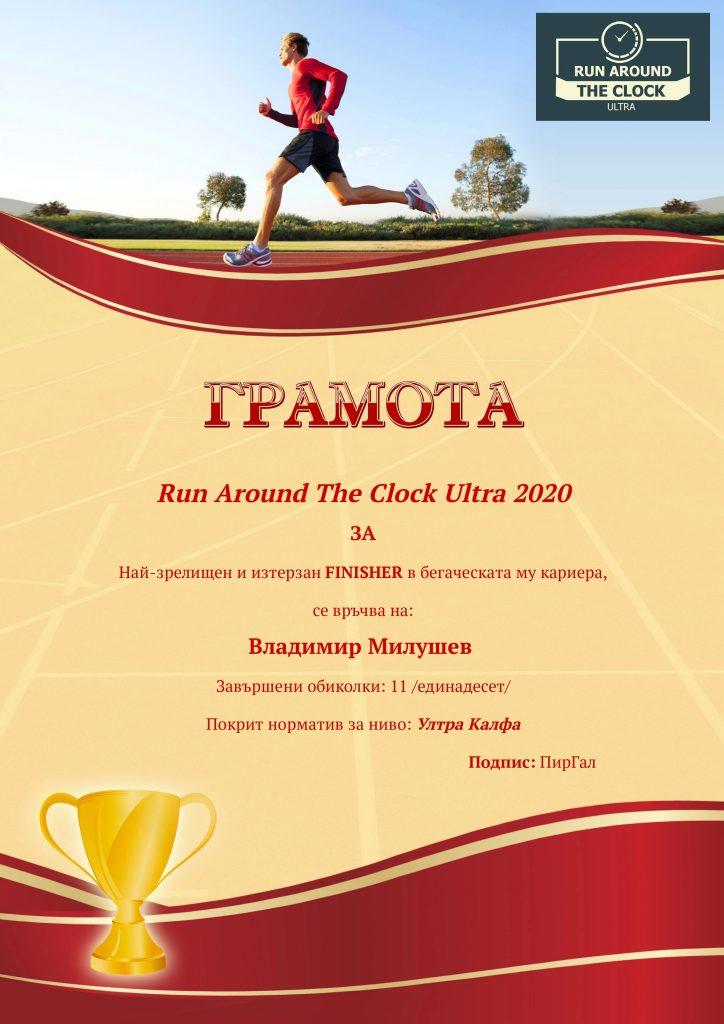 Грамотите от RATCU 2020 са готови ;-)